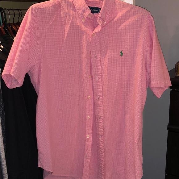 Polo by Ralph Lauren Other - Polo Ralph Lauren shortsleeve button down
